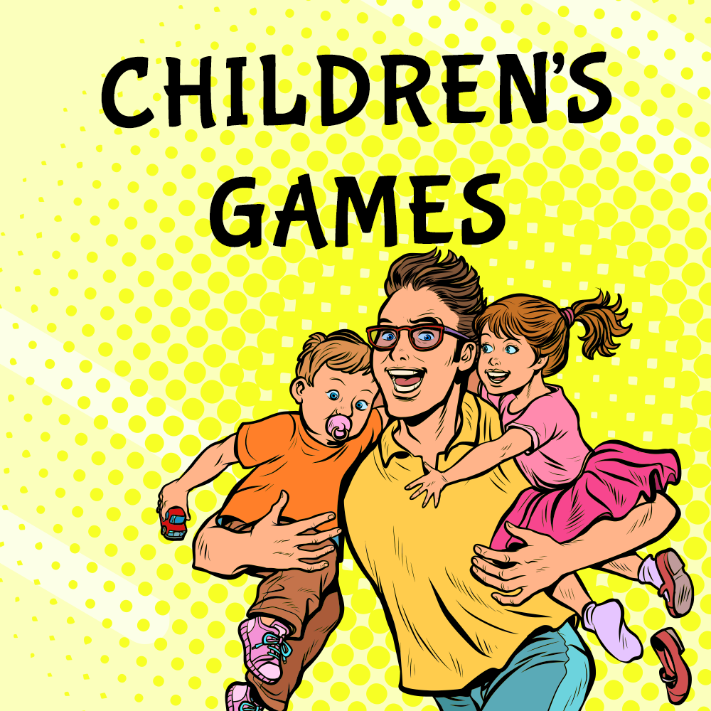 Read about children's games