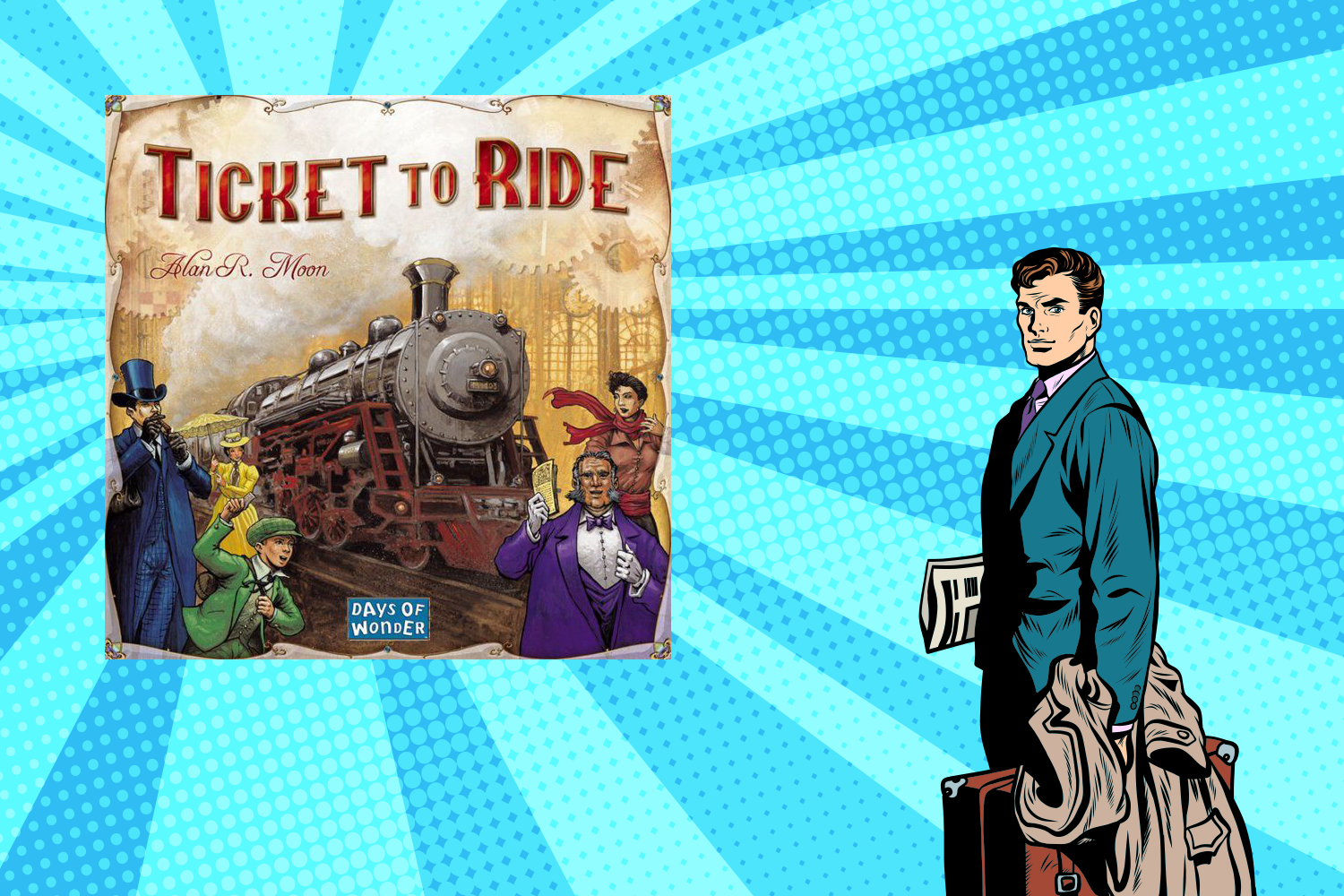 Ticket-To-Ride-America