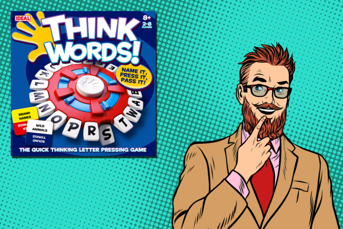 Think-words-review