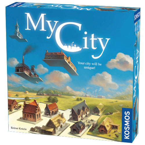 First look at the mockup of the My City box Image courtesy of Kosmos