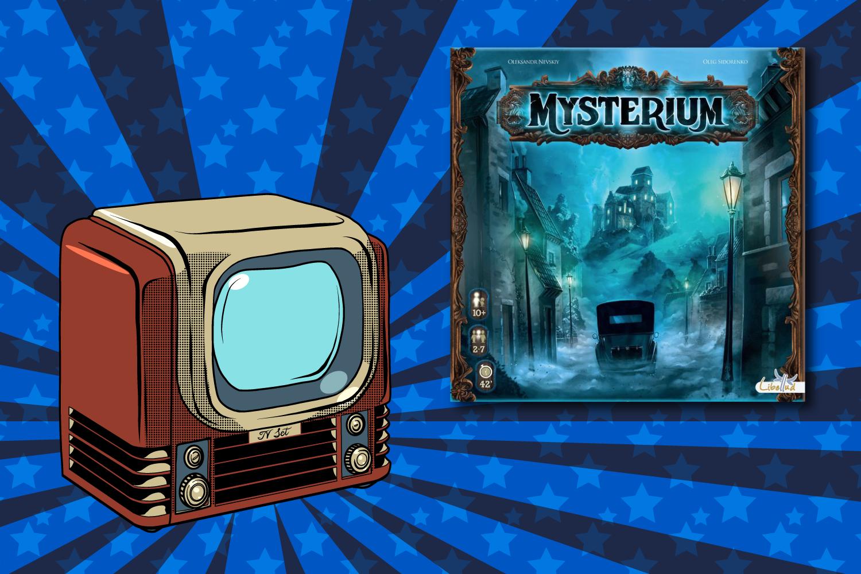 Mysterium-unboxing