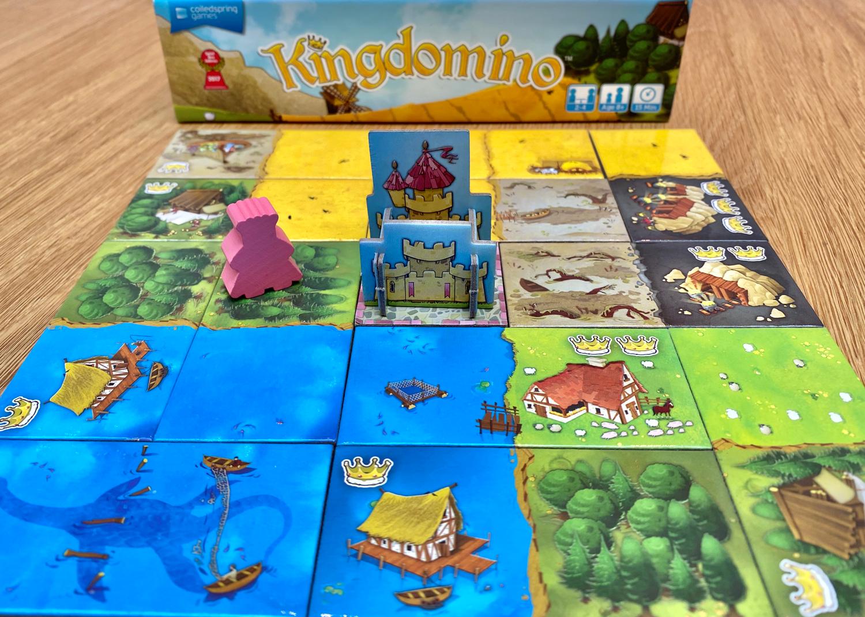 Kingdomino-game