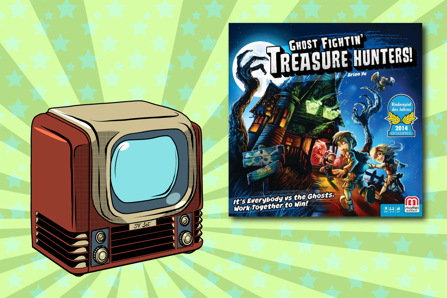 Ghost-Fightin-Treasure-Hunters-unboxing