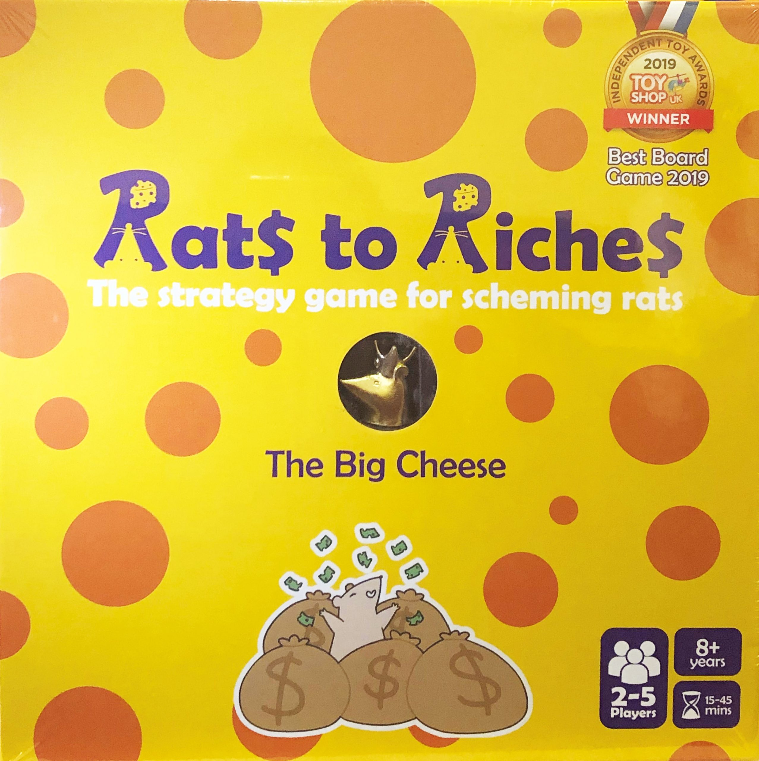 Rats-to-Riches