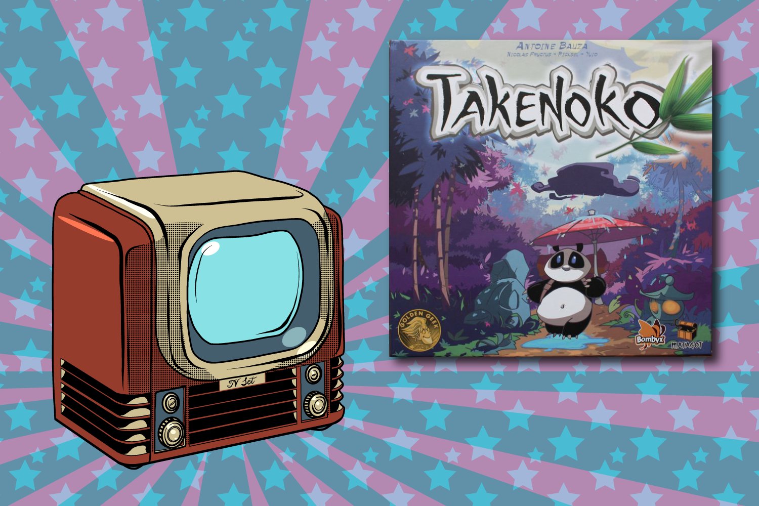 Takenoko-unboxing