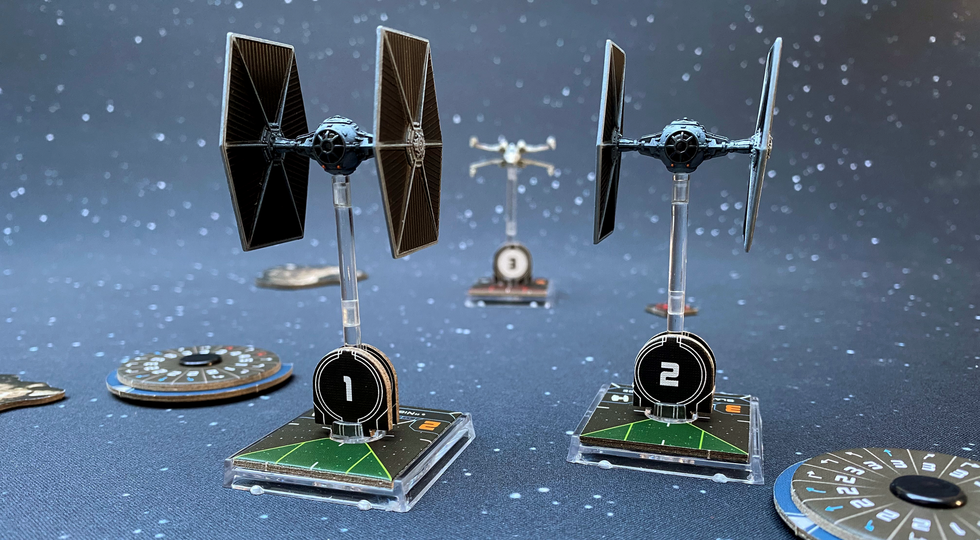 X-Wing-Tie-Fighters