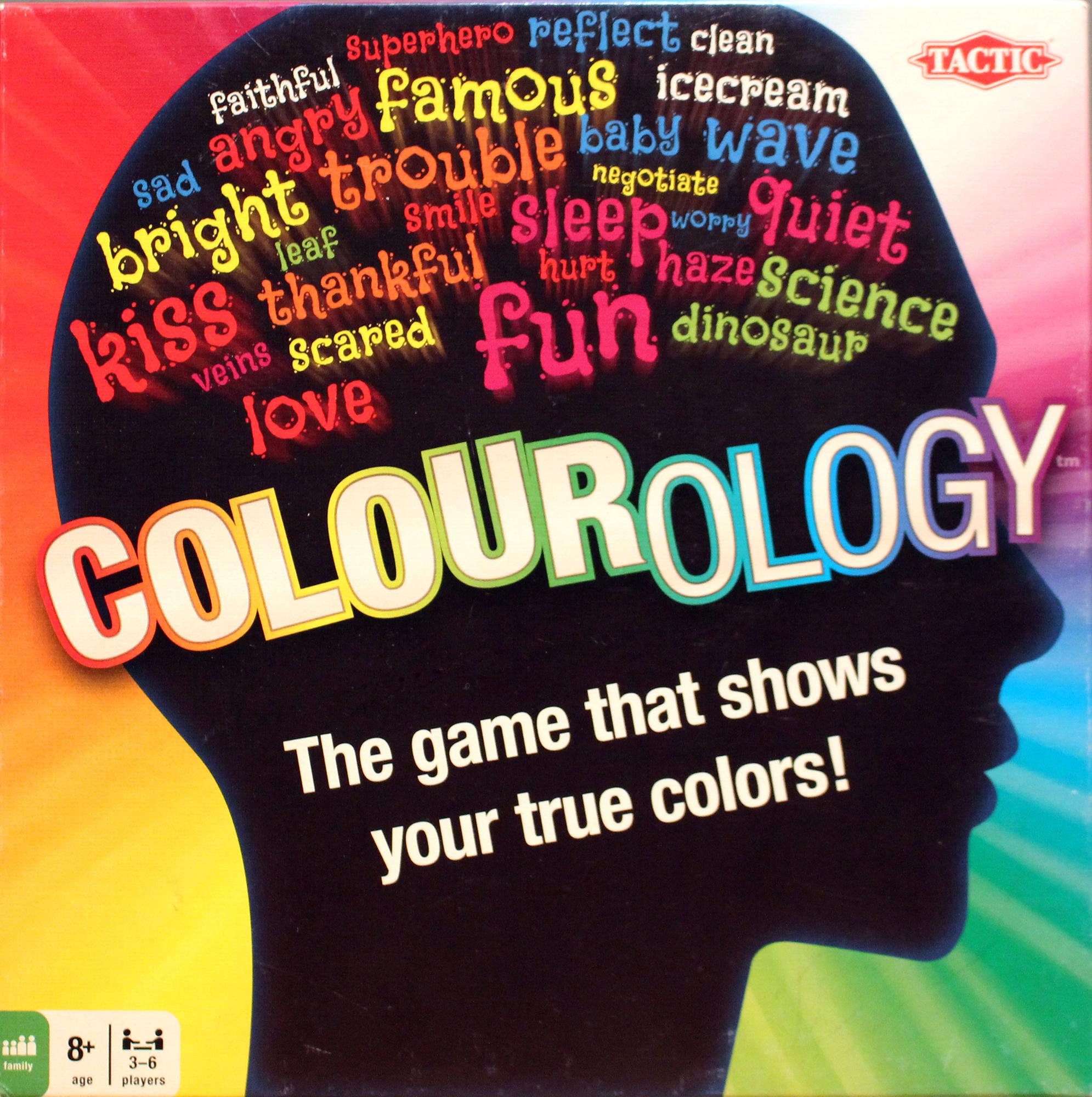 Colourology Box