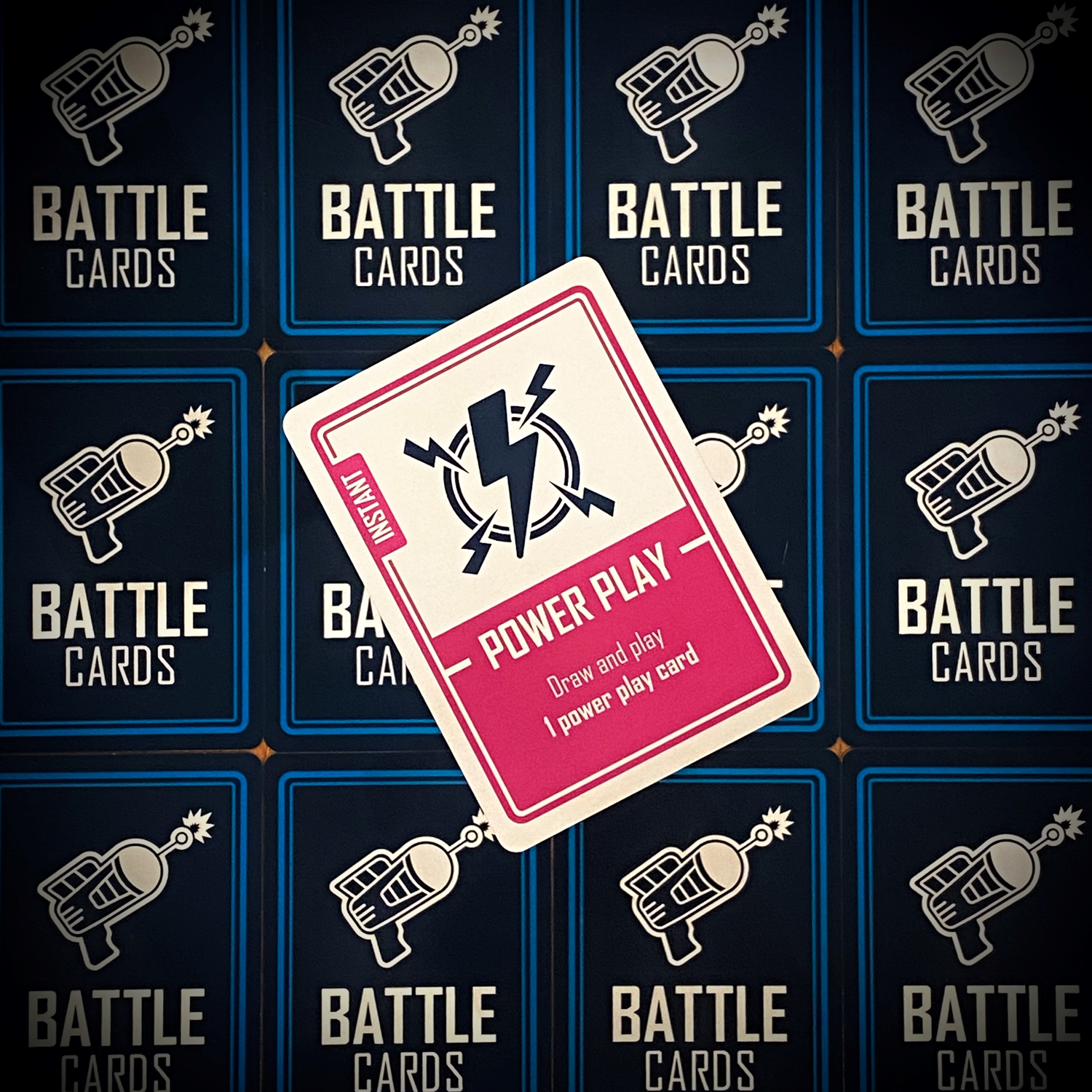 This Battle card triggers a Power Play will the card be very good or very bad?