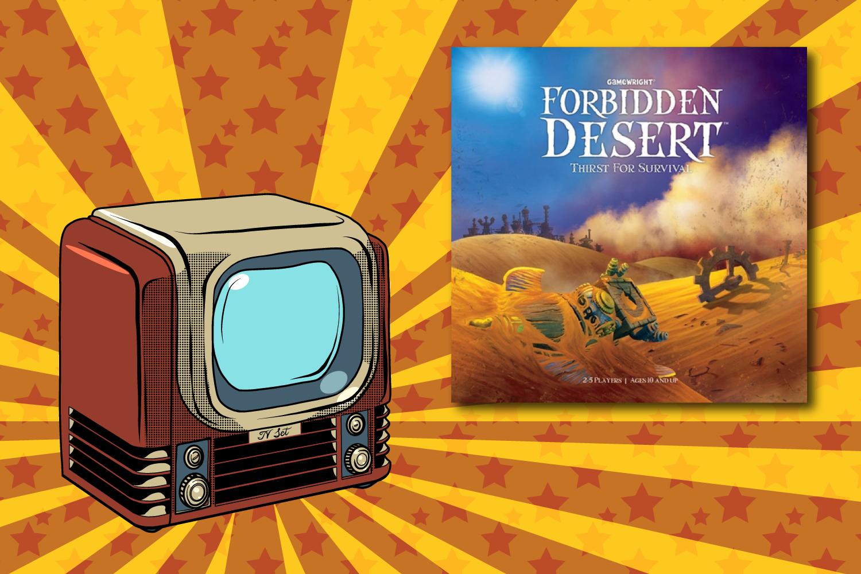 Forbidden-Desert-Unboxing