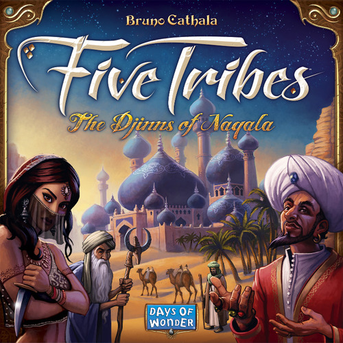 Five-Tribes-Game