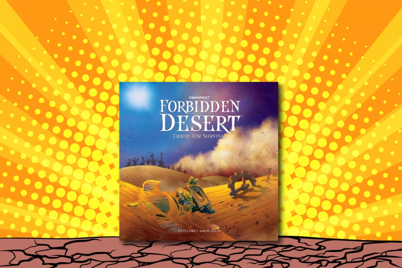 Forbidden-Desert-review