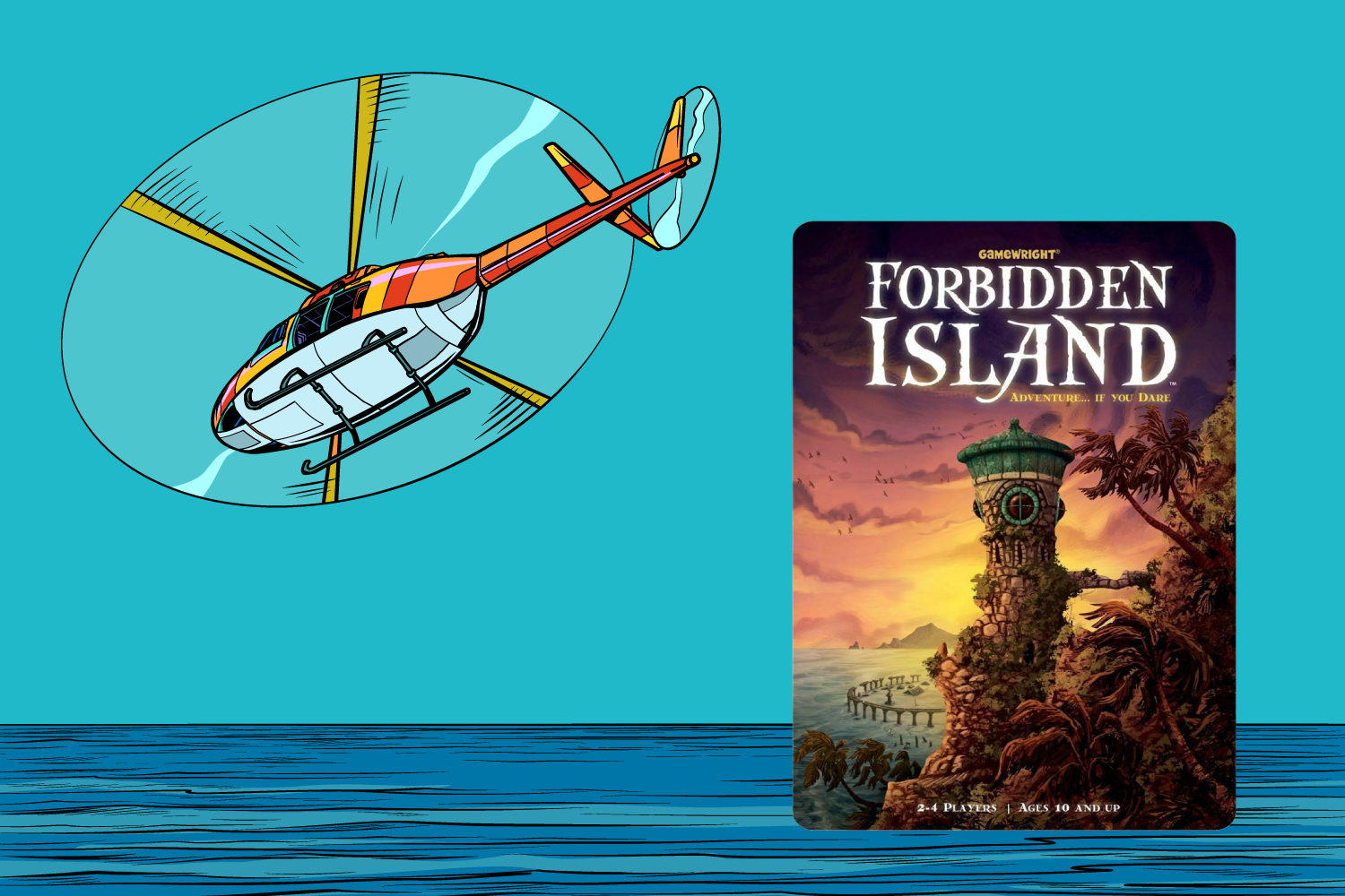 Forbidden-Island-Board-Game-Review