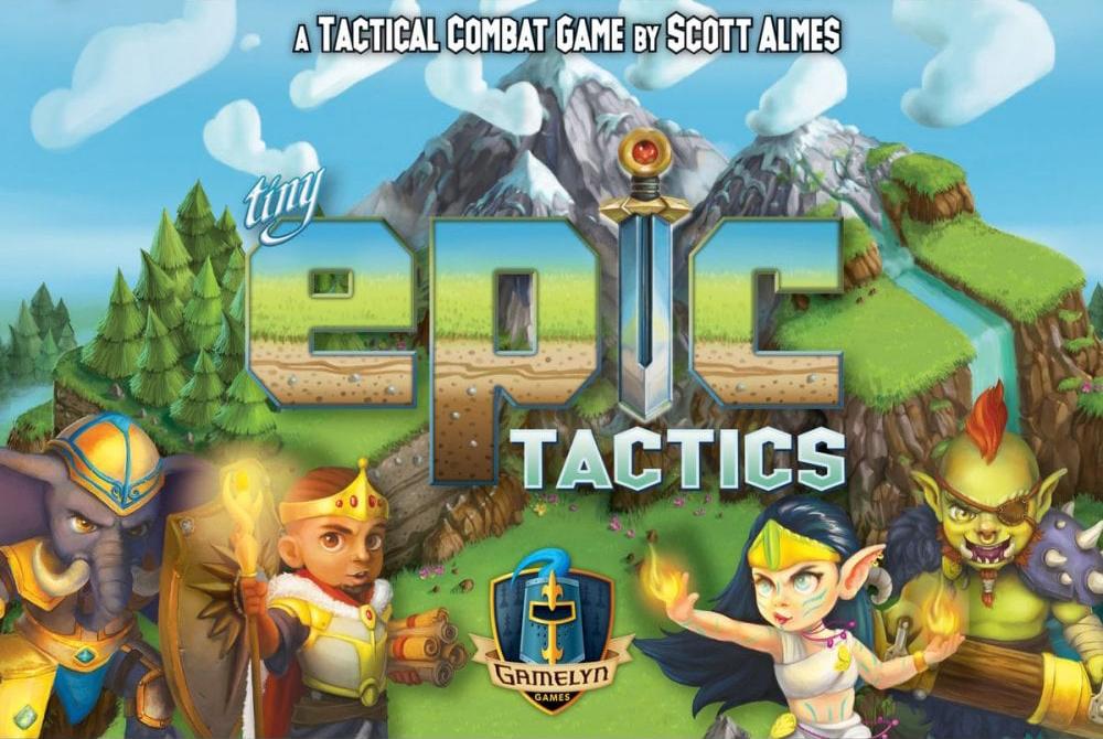 Tiny Epic Tactics Box