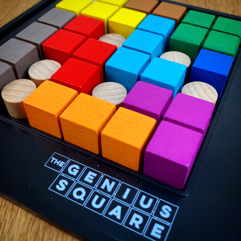 Genius-Square-Game