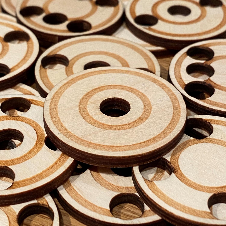 Peruke-Discs