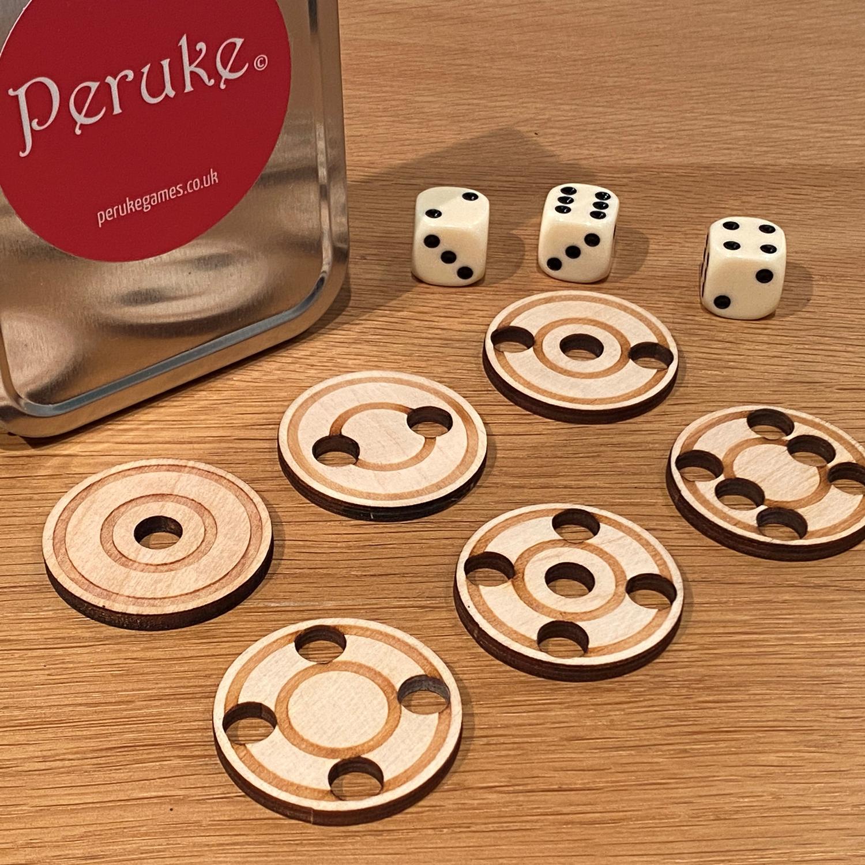 Peruke-game