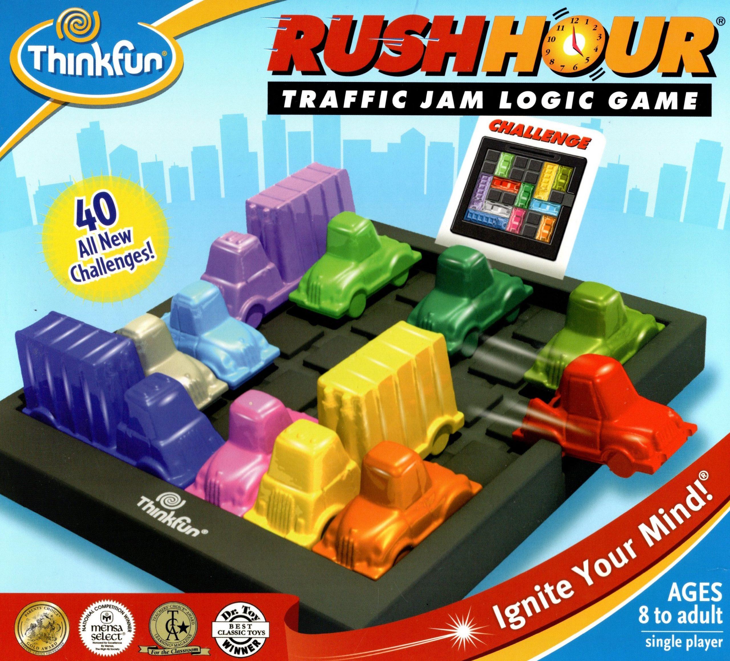 Rush Hour Box