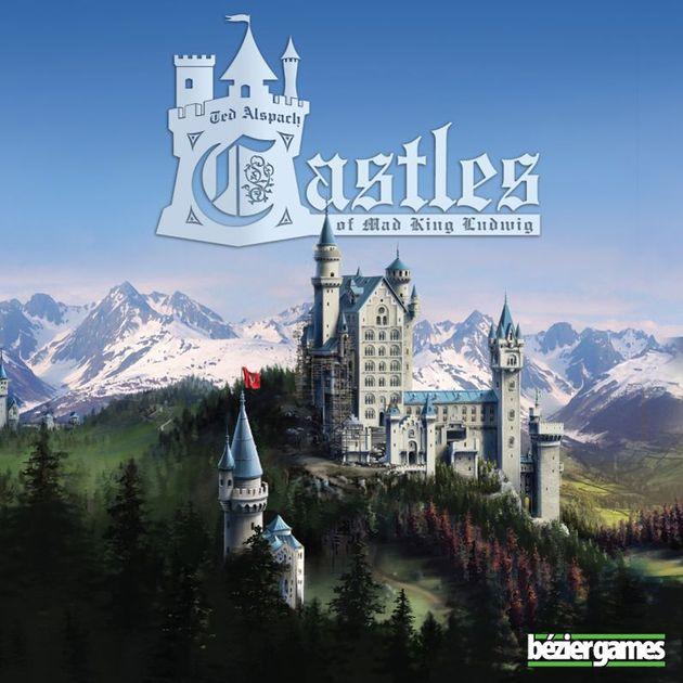 Castles of Mad King Ludwig Box Art