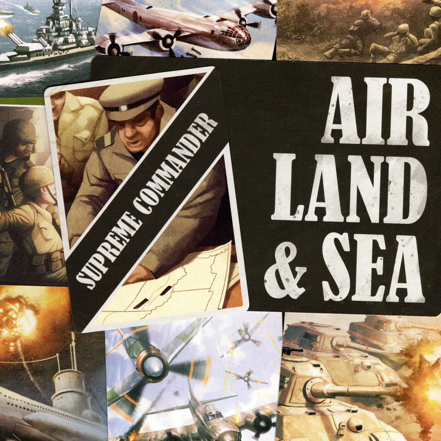 Air-Land-and-Sea-Montage