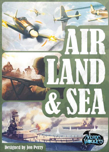 Air Land and Sea Box