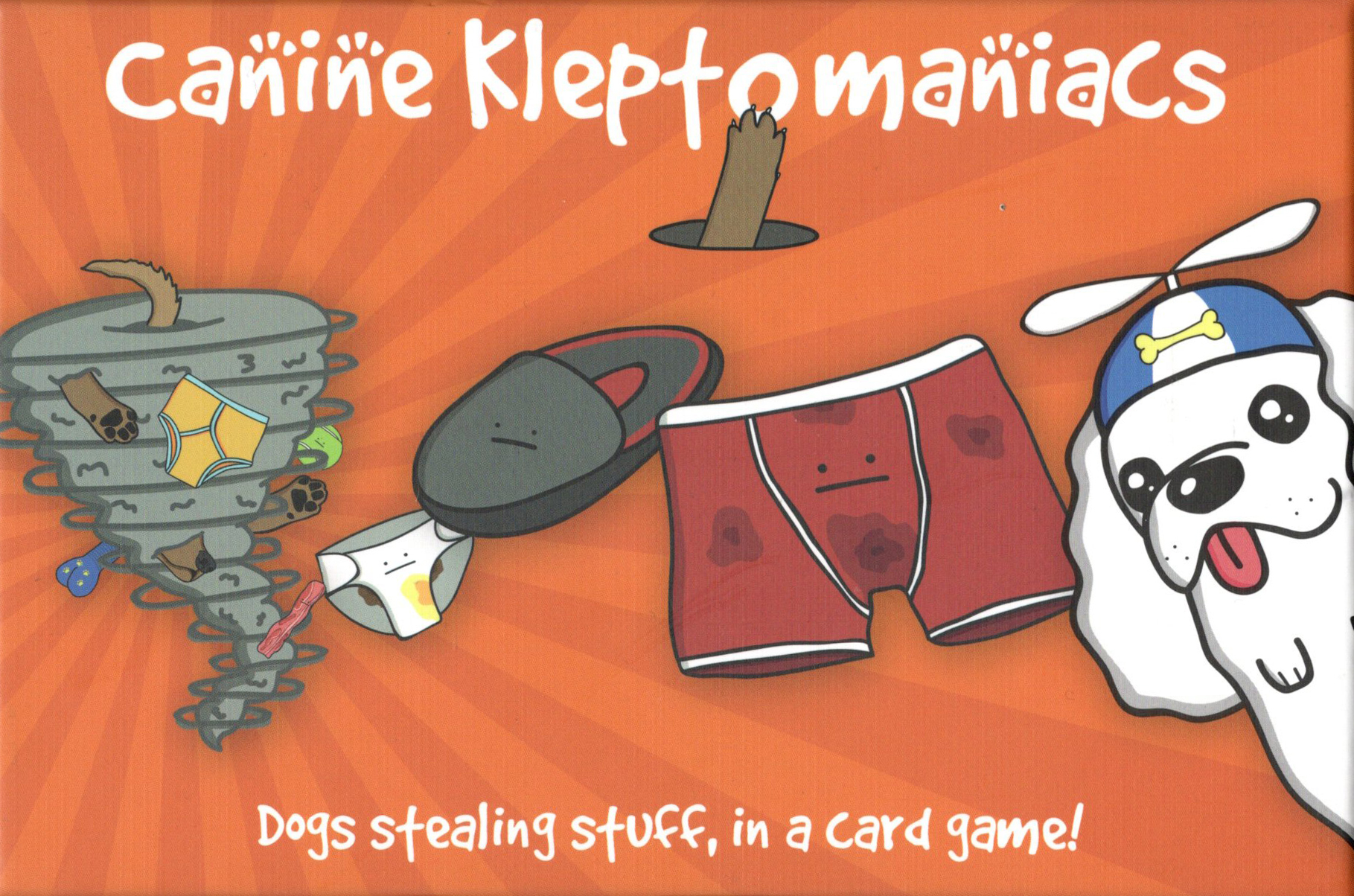 Canine Kleptomaniacs Box