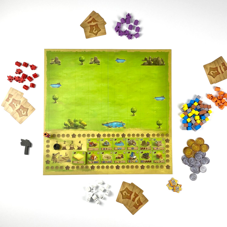 Little-Town-Board
