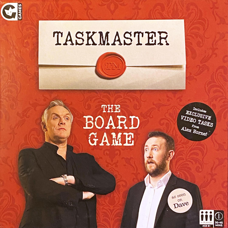 Taskmaster-Box