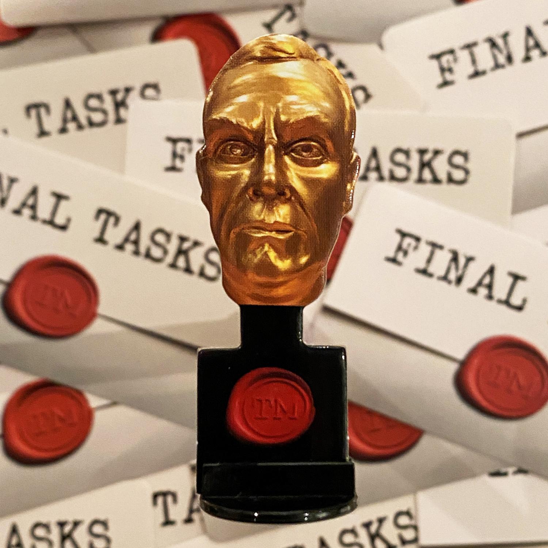 Taskmaster-Trophy