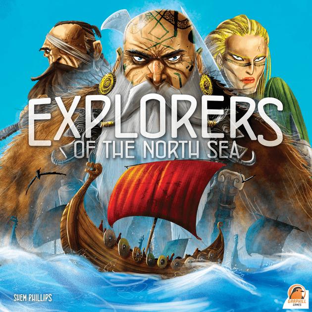 Explorers of the North Sea Box
