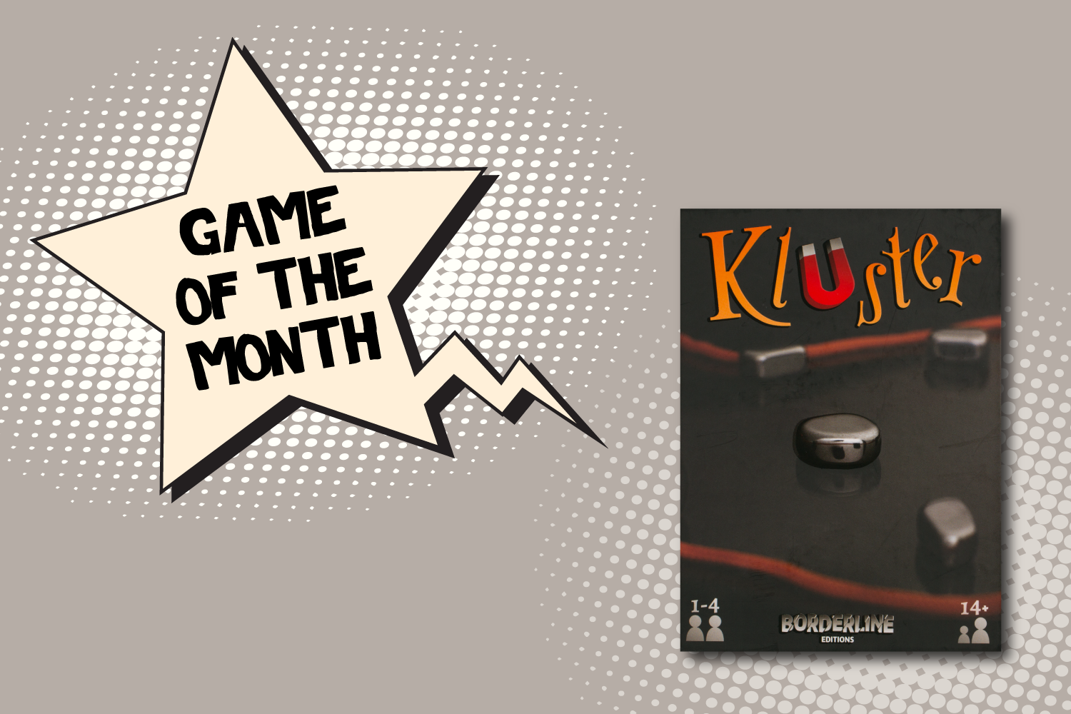 Game-of-the-Month-Kluster