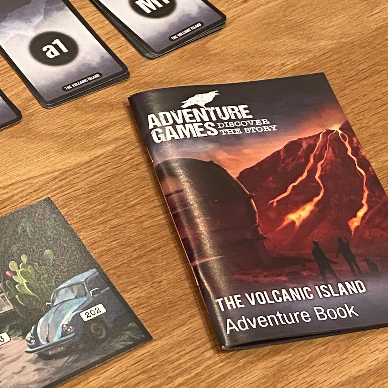Adventure-Games-The-Volcanic-Island-Book