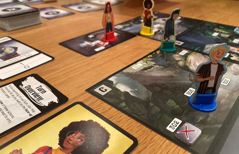 Adventure-Games-The-Volcanic-Island-Gameplay