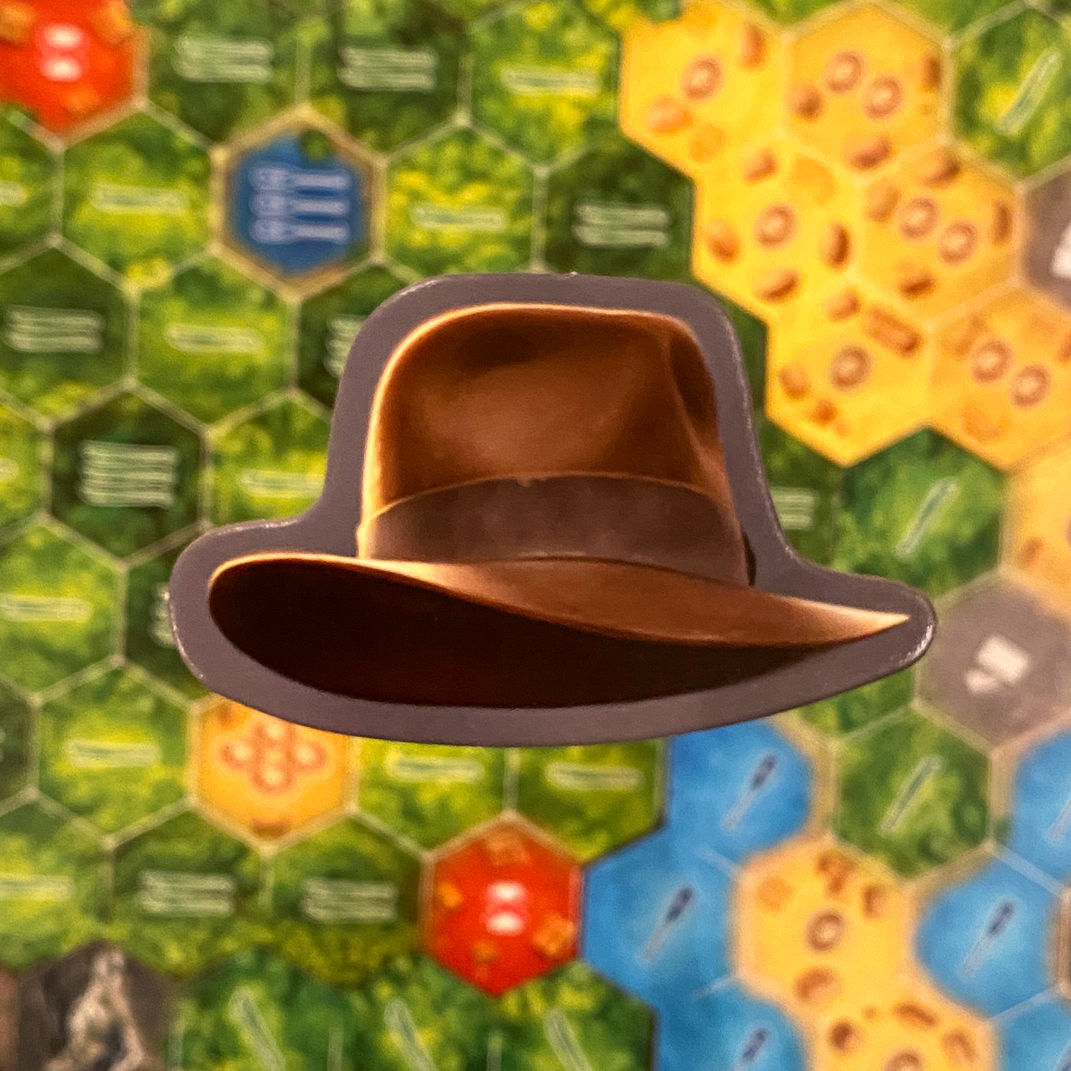 The-Quest-for-El-Dorado-Review-First-Player-Token