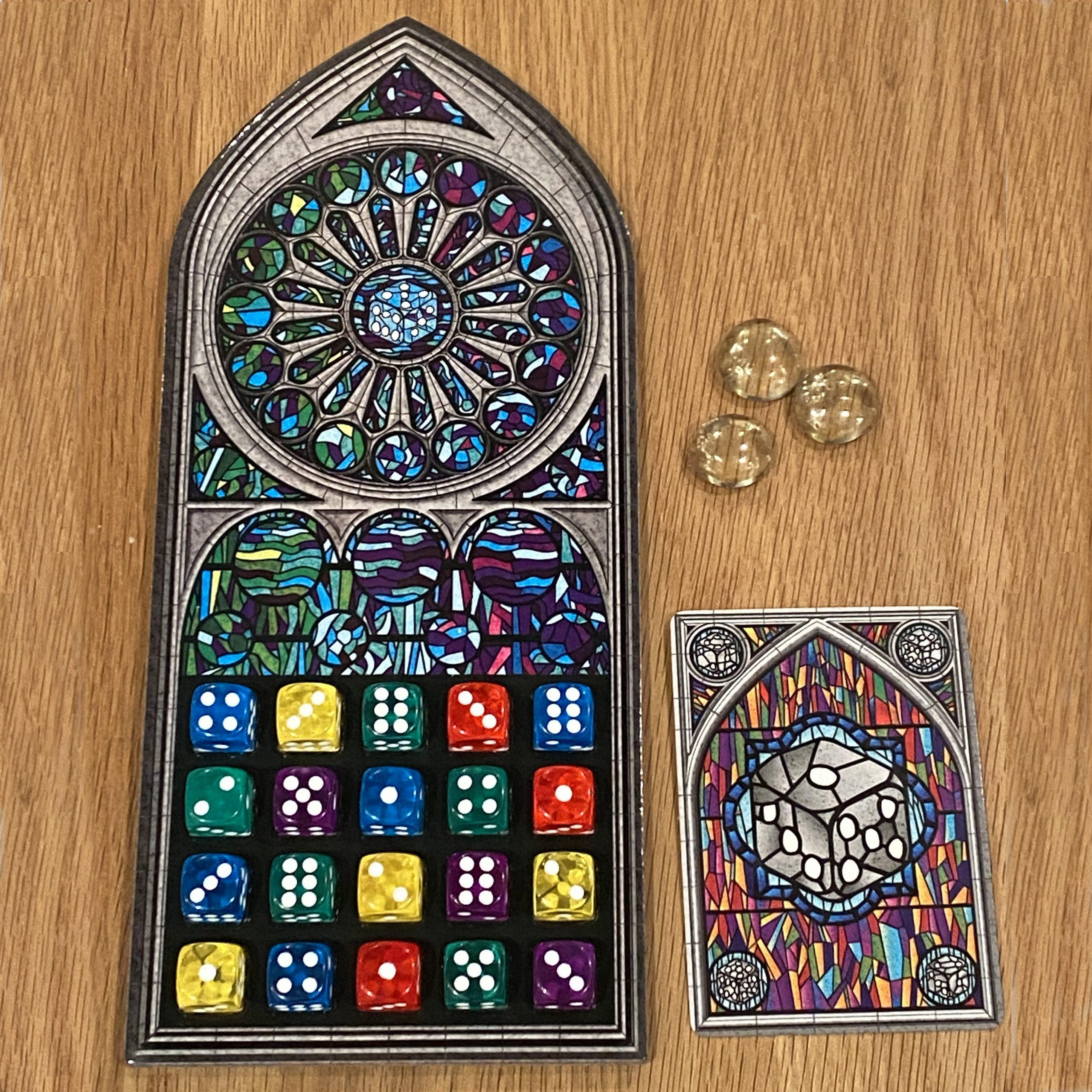 Sagrada game