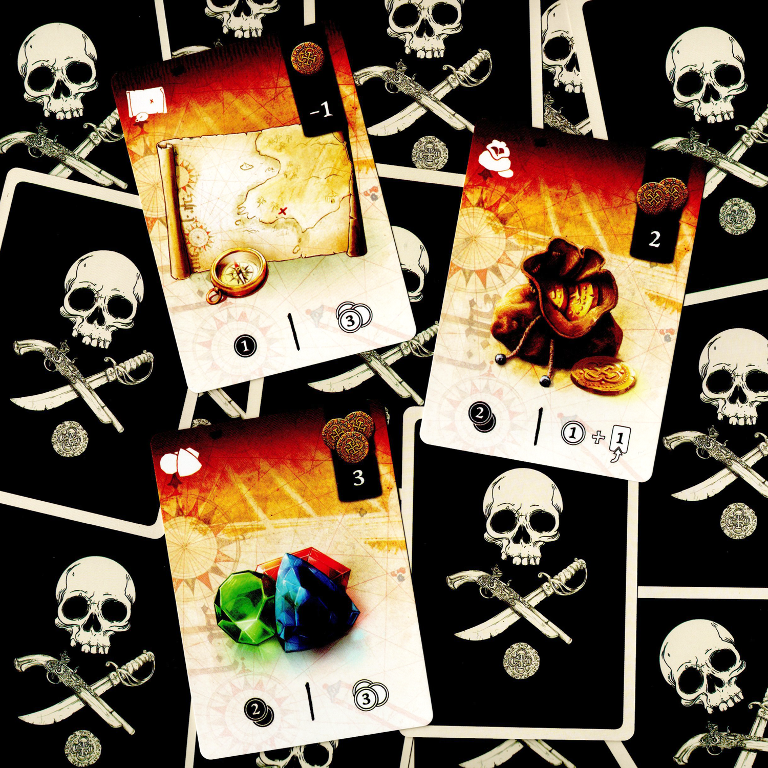 Ruthless Treasure-Cards