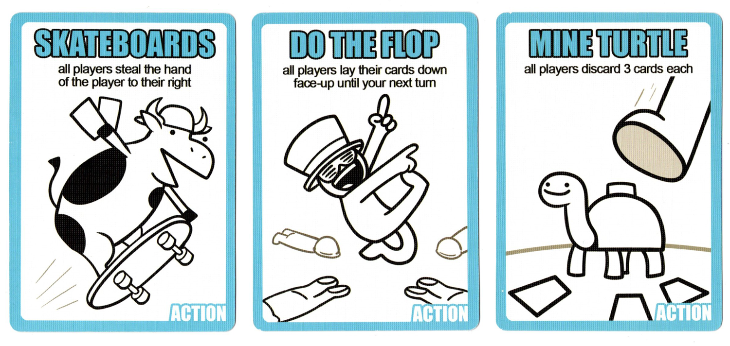 Action-Cards
