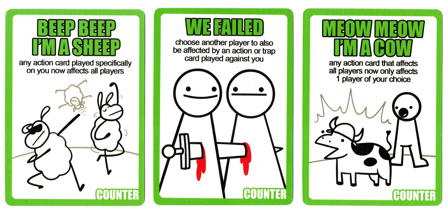 Counter-Cards