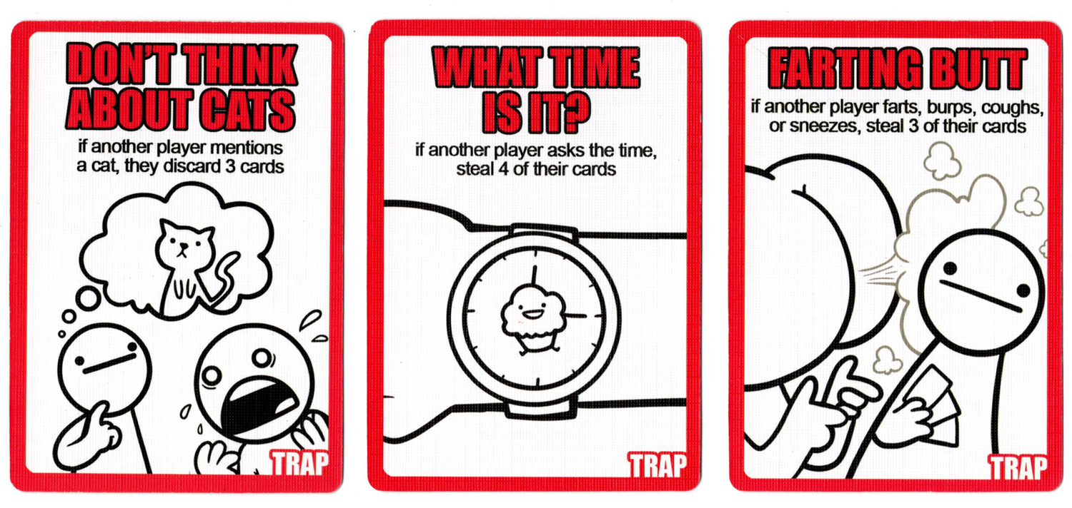 Trap-Cards